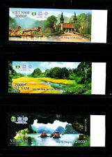 N.1053-Vietnam-IMPERF-Trang An-Natural Heritage world- UNESCO-