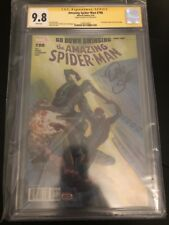 THE AMAZING SPIDERMAN #798 CGC 9.8 SS Signed by Dan Slott (1st Red Goblin)