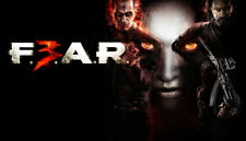 FEAR 3 F.E.A.R. Region Free Steam PC Key
