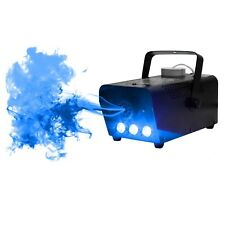 LED blu Halloween wireless fumo Fog Maker Macchina per DJ Palco Effetto Home