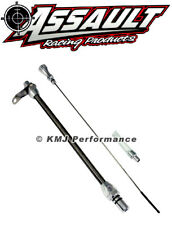 CHEVY GM Turbo 400 Steel Braided Transmission Dipstick Tube Hot Rod 400TH
