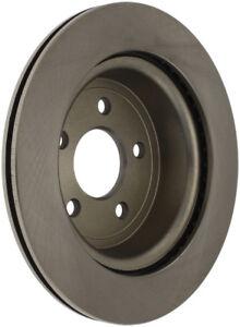 Disc Brake Rotor-C-TEK Standard Rear Centric fits 08-10 Chevrolet Cobalt