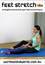 Stretching workout DVD - Barlates Body Blitz - FEET STRETCH AND STRENGTHEN!