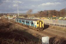 35mm RAILWAY SLIDE: CLASS 150: 150260 + COPYRIGHT