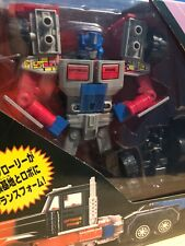 TRANSFORMERS G2 LASER Battle Convoy OPTIMUS PRIME  MISB 1995 Takara