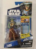 Star Wars Embo The Clone Wars CW33 Hasbro Toy