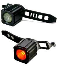 Xeccon Geinea III Rechargeable Front & Rear Bike Light Set