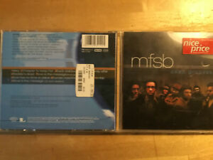 MFSB ‎- Deep Grooves  [CD Album]   Jazz Funk  Soul
