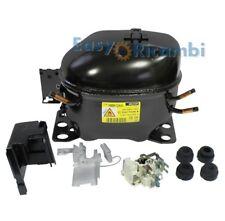 MOTORE COMPRESSORE ACC SECOP GAS R600A 198W CC 11.20 HP 1/4 COD HMK12AA HMQ12AA