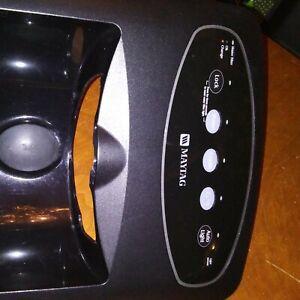 WP67003817 Maytag refrigerator dispenser control board & Interface assy. Black.