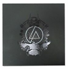 LINKIN PARK A THOUSAND SUNS DELUXE FAN EDITION BOX SET NEW OFFICIAL LP VINYL DVD