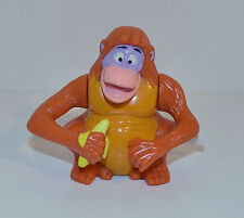 """RARE 1990 King Louie 2.5"""" McDonald's EUROPE Wind-Up Action Figure Tale-Spin"""