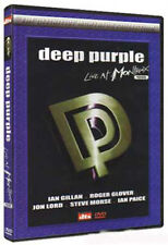 Deep Purple: Live at Montreux (1996) DVD *NEW
