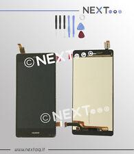Touch screen + schermo Lcd Huawei Ascend P8 Lite nero + kit riparazione