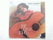 SUNIL GANGULY CLASSIC TOUCH GUITAR ELECTRIC 1980 LP BOLLYWOOD INSTRUMENTAL EX