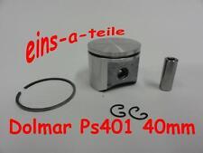 Kolben passend für Dolmar PS401 40mm NEU Top Qualität