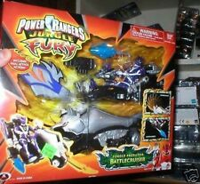 POWER RANGERS JUNGLE FURY JUNGLE PREDATOR BATTLECRUISER