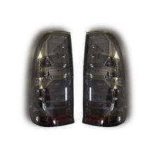 LED Tail Light lamp Smoke Black Toyota Hilux Vigo Sr5 Mk6 05-11 Champ Mk7 12-13