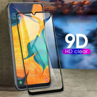 2-Pack For Samsung Galaxy A10 Full Cover Tempered Glass Screen Protector