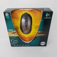 Logitech G5 USB Gaming Laser Mouse NOS Sealed
