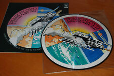 PINK FLOYD:WISH YOU WERE HERE.1LP.RARE PICTURE DISC.CBS-SONY APP 1088. MINT.