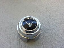 VINTAGE *OEM*  1958-1959 FORD THUNDERBIRD HORN CAP POWER STEERING BLACK BUTTON