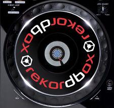 PIONEER rekordbox CDJ JOG / SLIPMAT grafica / ADESIVI 2000 1000 900 800 850