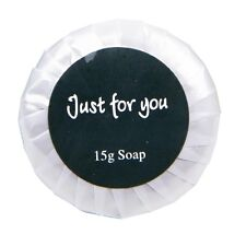 JUST FOR YOU PLEATED SOAP TRAVEL GUEST SIZE 15G X10