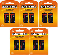 ☀️☀️☀️☀️☀️ 10 x CR2 Lithium Batterie ( 5 Blistercards a 2 Batterien) EASTCELL