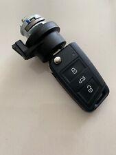 VW  Klappschlüssel Funkfernbedienung 5g0959752