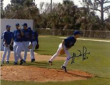MIKE VENAFRO LOS ANGELES DODGERS SIGNED AUTOGRAPHED 8X10 PHOTO W/COA