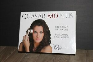 QUASAR MD PLUS RED ~EUC ~ Treats Wrinkles & Builds Collagen