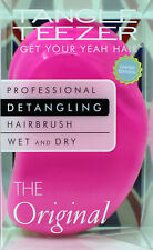Tangle Teezer Professional Detangling Hair Brush The Original Pink Rebel
