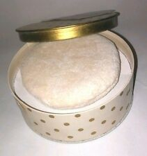Rare Golden Chance Dusting Powder By Harriet Hubbard Ayer 5 Oz. 141.7 Gr. Vgc Bb