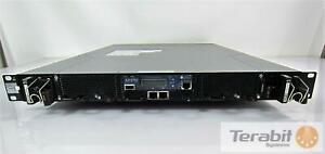 Juniper QFX3500-48S4Q-ACRB-F 48 SFP+/SFP and 4 QSFP ports 2X JPSU-650W-AC-AFO