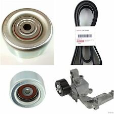 Belts Pulleys Brackets For 2001 Toyota Taa Sale Ebay. 20052014 Toyota Taa V6 Serpentine Drive Belt Tensioner Idler Pulley Kit Ge. Toyota. 1998 Toyota T100 Fan Belt Diagram At Scoala.co