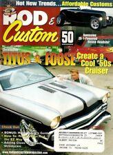 ROD & CUSTOM 2003 OCT - TITUS-FOOSE 56 BEL AIR, FAUX WOOD DOORSKIN HOW-TO