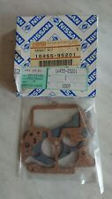 Nissan Sunny B11, carburettor gasket kit, E15 engines, new in pack. 16455-G5201.