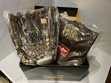 """Rawlings Gold Glove RGG3039 12.75"""" Mocha - Left Handed throwing"""