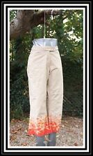 Board Babes Tan Coloured Cropped Trousers Size M