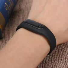 LED Display Plastic Electronic Digital Watch Women/Men Unisex Bracelet Watch