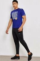 "NIKE SHIELD PHENOM 27"" Running Training Gym Trousers Pants Bottoms Zipped cuffs"