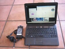 Dell VOSTRO 1400 Laptop 160GBHD 2GHz 2GBRAM CDRWDVD w/Cord Good Battery - Works!