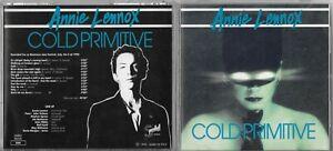 CD Annie LENNOXCold Primitive - live at the Montreux Jazz Festival, EURYTHMICS