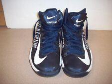 Nike Hyperdunk TB Basketball Shoes 9 Game Royal Blue White