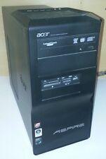 PC Bureautique  3giga  DDR2 +320 Giga + Windows 7 Prof