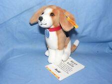 Steiff Porte-clé Nelly chien Beagle Pendentif Tout Nouveau Cadeau Présent main