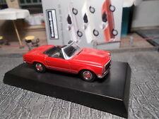 Kyosho Mercedes-Benz Typ 280 SL 1/64 Red