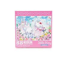 Sanrio Hello Kitty Castle 88pcs Jigsaw Puzzle