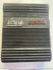 Earthquake amplifier car 2 channel